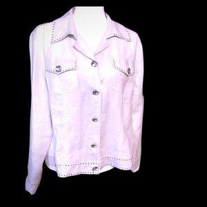 Beautiful Linen Jacket